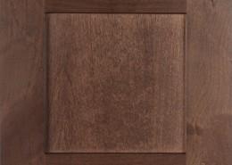 Burrows Cabinets' Shaker in Clear Alder Barbado