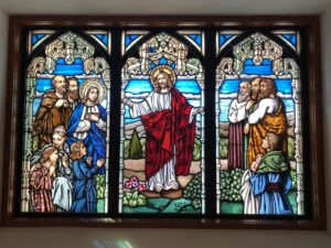 Installed new windows Church of St. Mary Rutherford, NJ