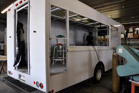 3 Vital Things to Consider When Building a Custom Food Truck