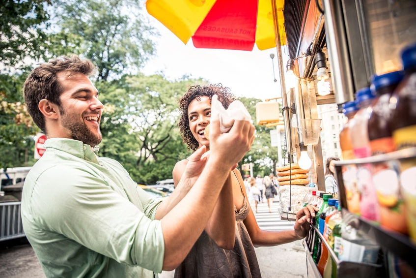 What are the Financial Investment Expectations in Starting a Food Truck Business?