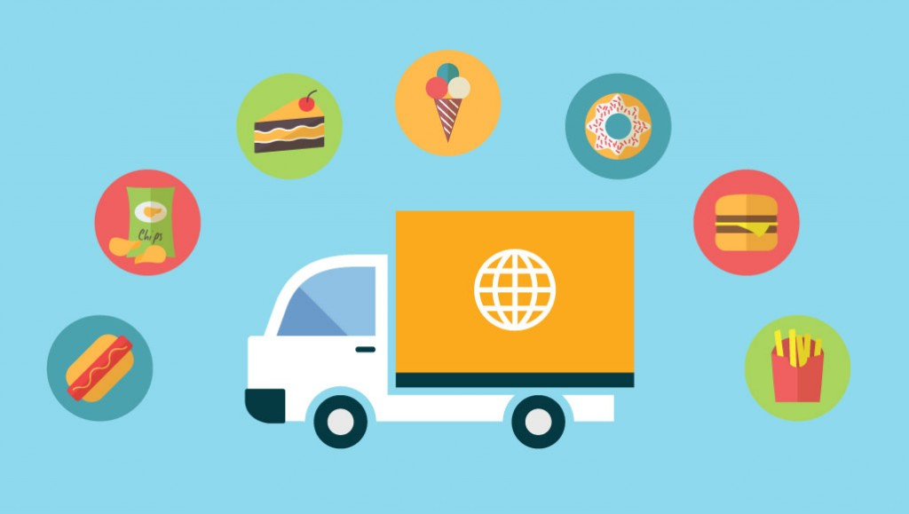 Food Service Distributors, Buying Custom Food Trucks 101
