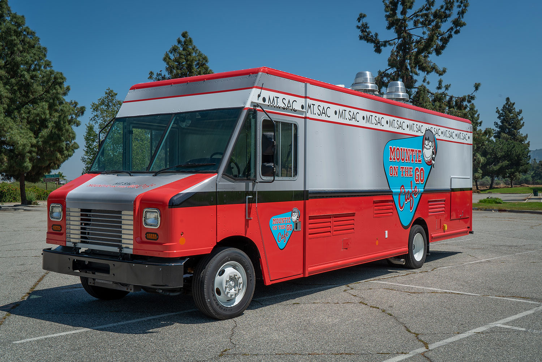 Mt. Sac Food Truck Design