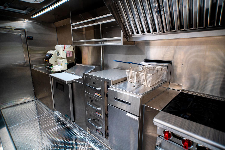 food truck equipment