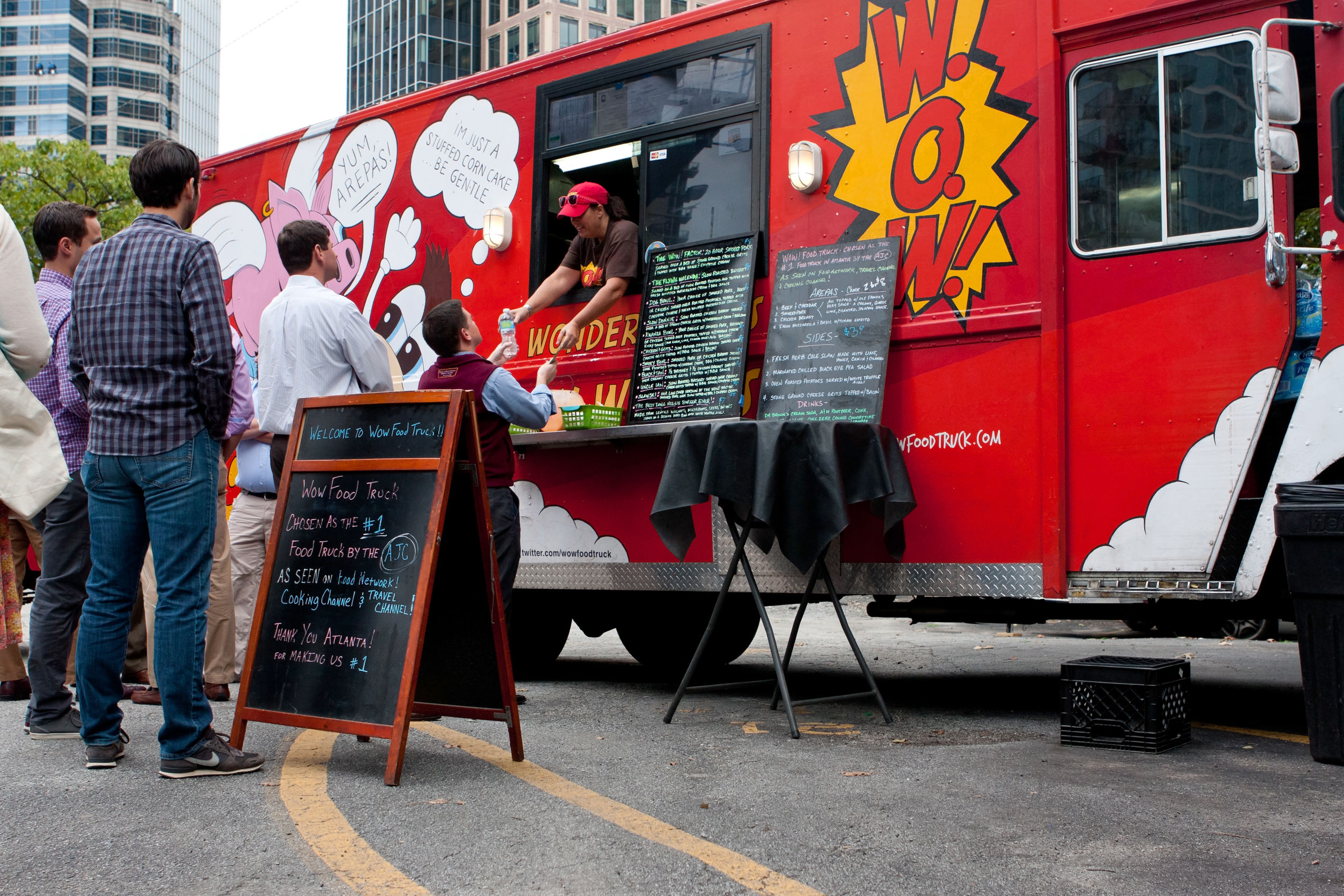 Top 3 Things Family Businesses Need to be Aware of when Buying a Food Truck