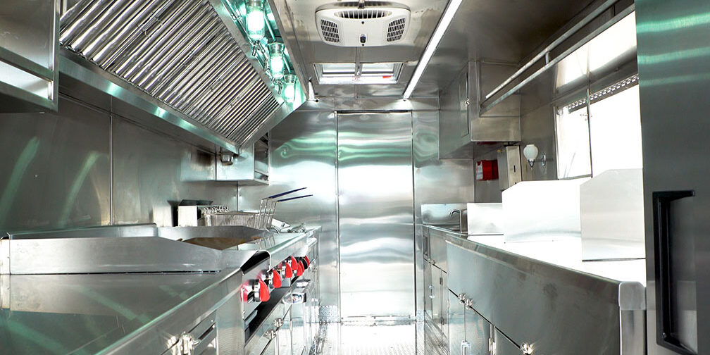 Why Quality Food Truck Equipment is So Important