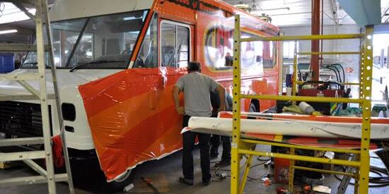Finding The Right Food Truck Manufacturers in Los Angeles