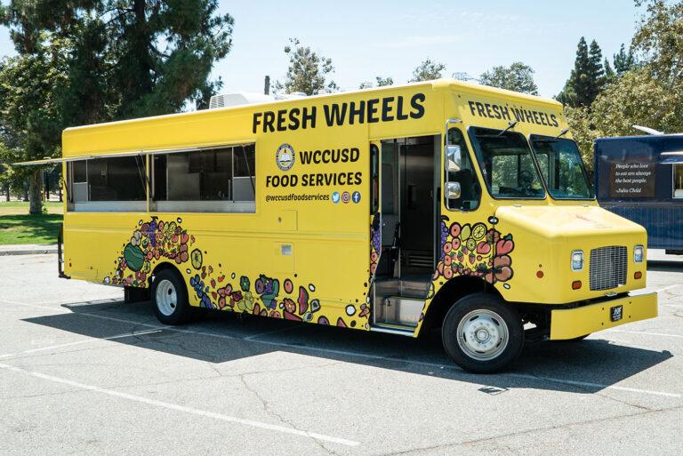 Fresh Wheels