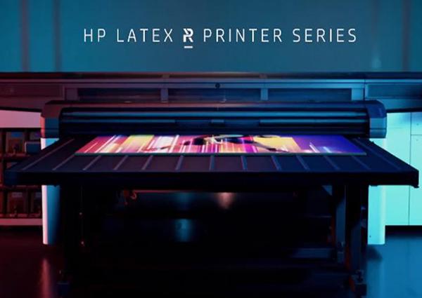 HP Latex R Printer Series