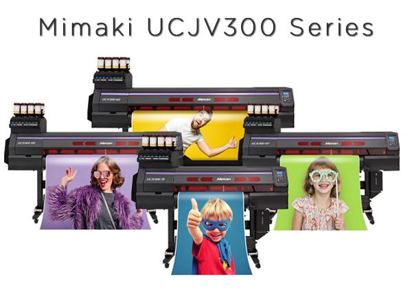 Mimaki UCJV300 Series