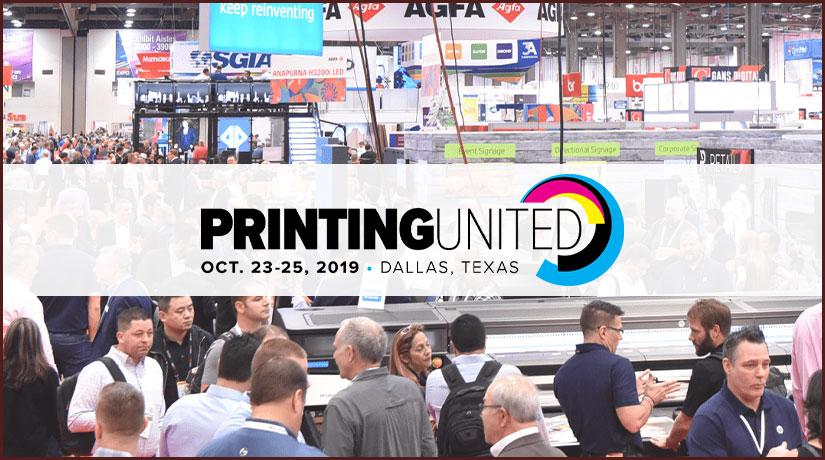 Printing United 2019