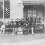Circa [1926] Vernon Center Band