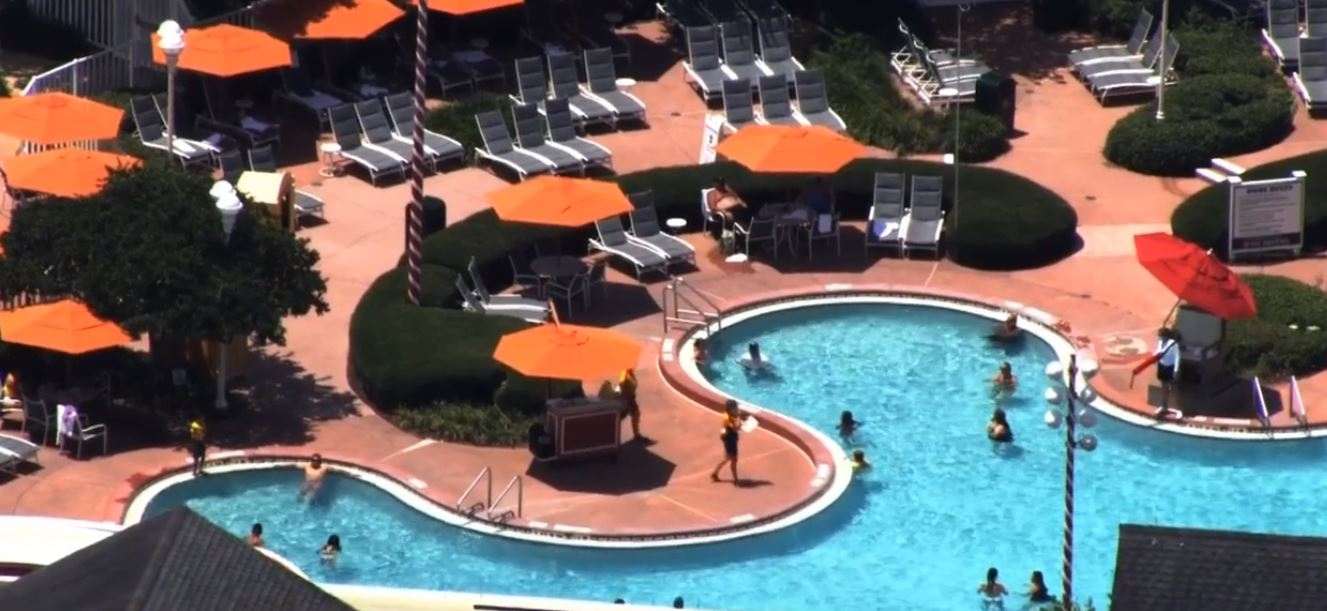 Walt Disney World Resorts start to reopen