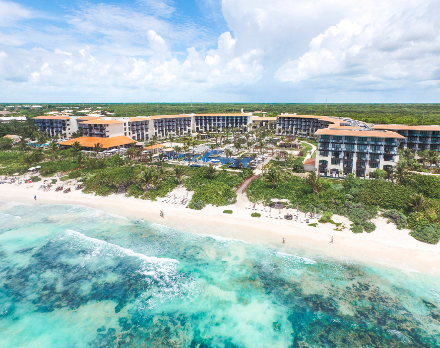 Unico Resort is a luxury, adults only, all-inclusive resort. Ask us about it!