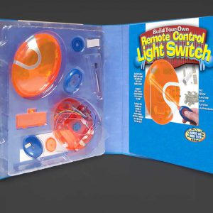 Remote Control Light Switch insides
