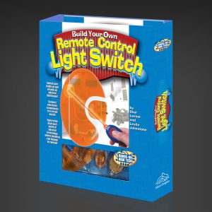 Remote Control Light Switch package