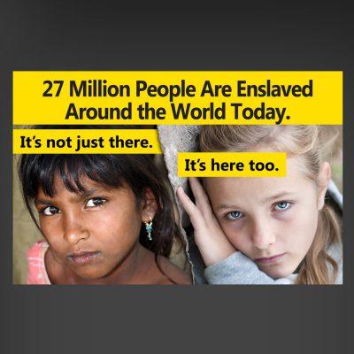 Anti-Slavery postcard