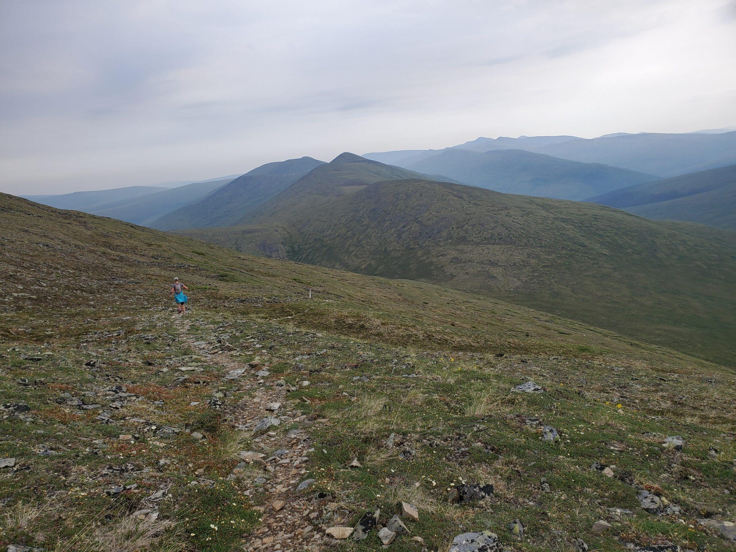 Alaska Running