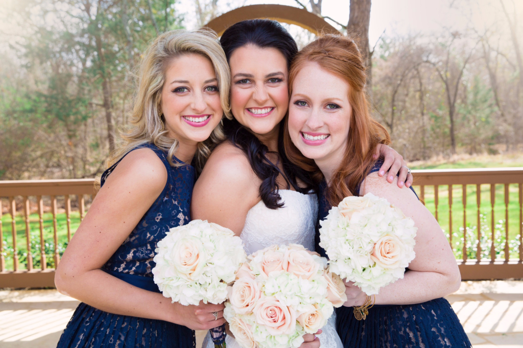 fort worth wedding, airbrush makeup, bridal hair, bridal makeup, fort worth bride, Portfolio: DFW Airbrush Makeup and Hair, poetry springs, bridesmaids, bridesmaid makeup, bridesmaids hair.