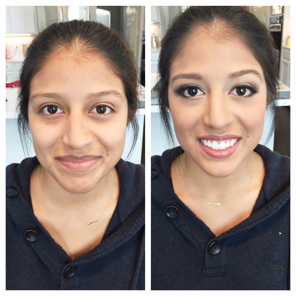 kiss and makeup before and afters: why airbrush makeup is