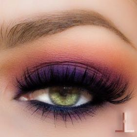 prom inspo, green eye eyeshadow ideas, prom 2016, prom looks