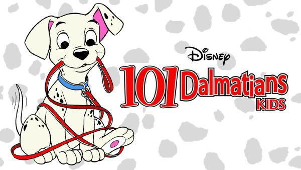 101 Dalmatians Kids logo