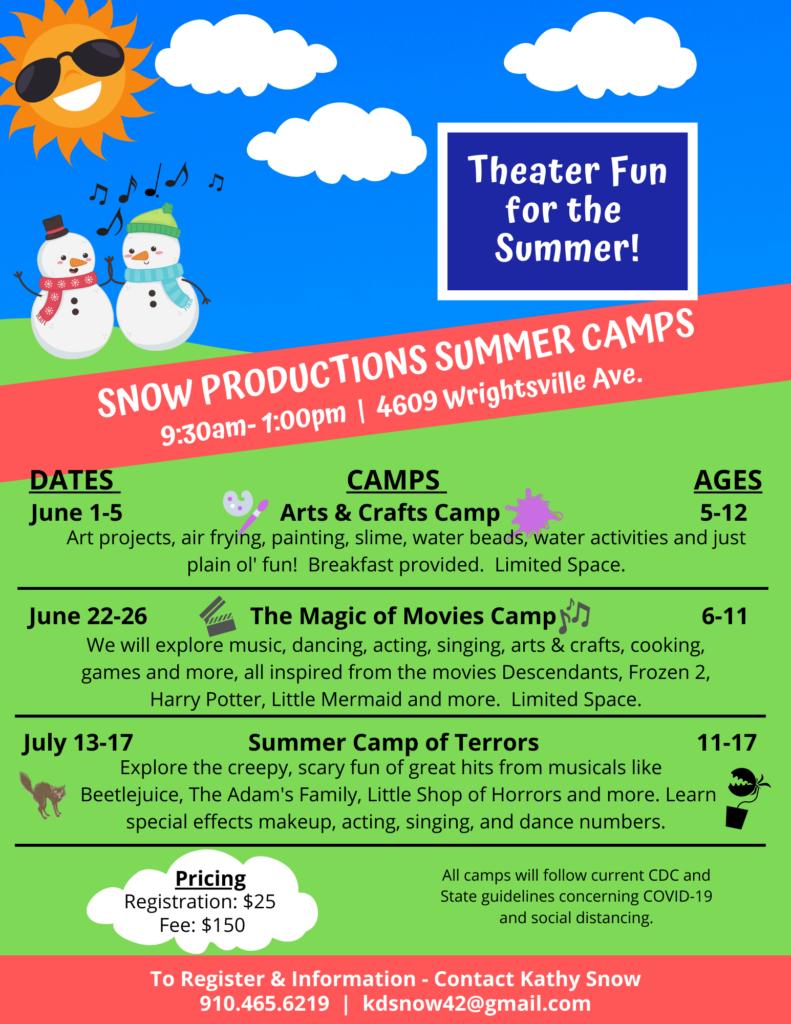 Snow Camp_Snowman