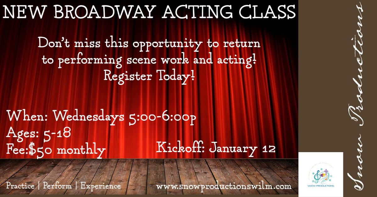 Acting Class (3)