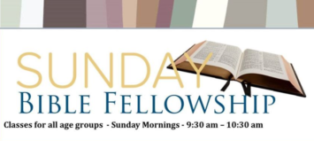 sunday Bible Fellowship