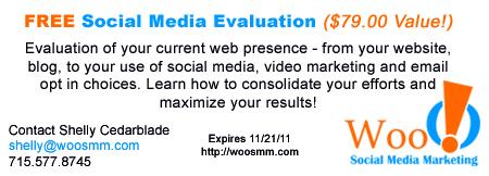 Woo! Social Media Marketing