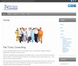 Pat Turay Consulting | Website Created by Woo! Social Media Marketing