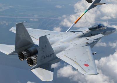 Japanese F-15