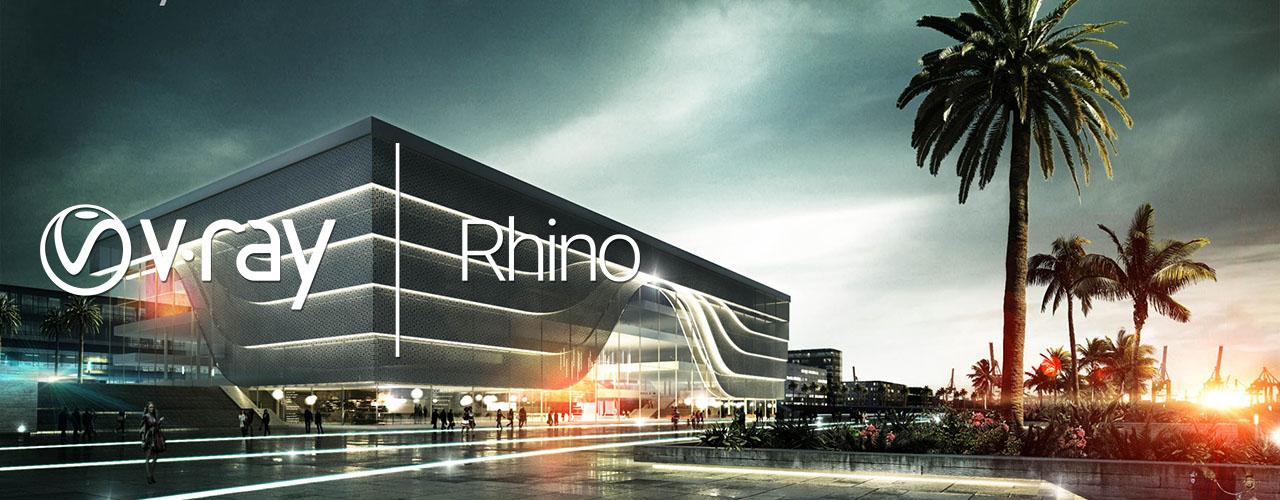 V-Ray Next for Rhino | Digimation