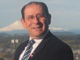 Juan Luis Salinas, Seremi de Educación de la Araucanía.