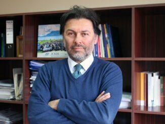 Dr. Rodrigo Navia, Decano de Facultad de Ingeniería y Ciencias de La Universidad de La Frontera