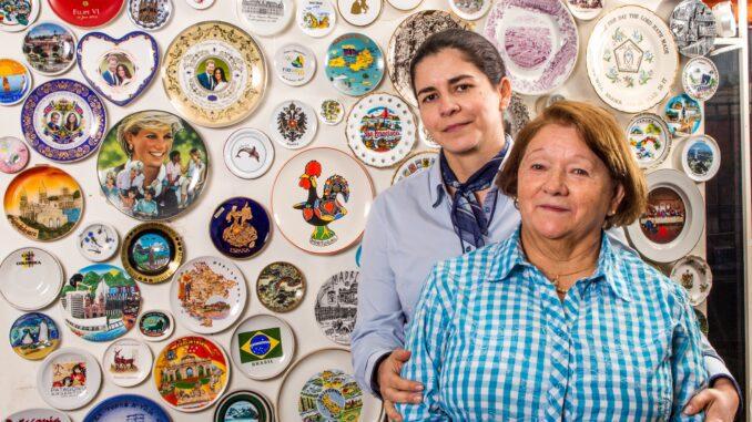 El mundo de loza de Carmen Sanhueza
