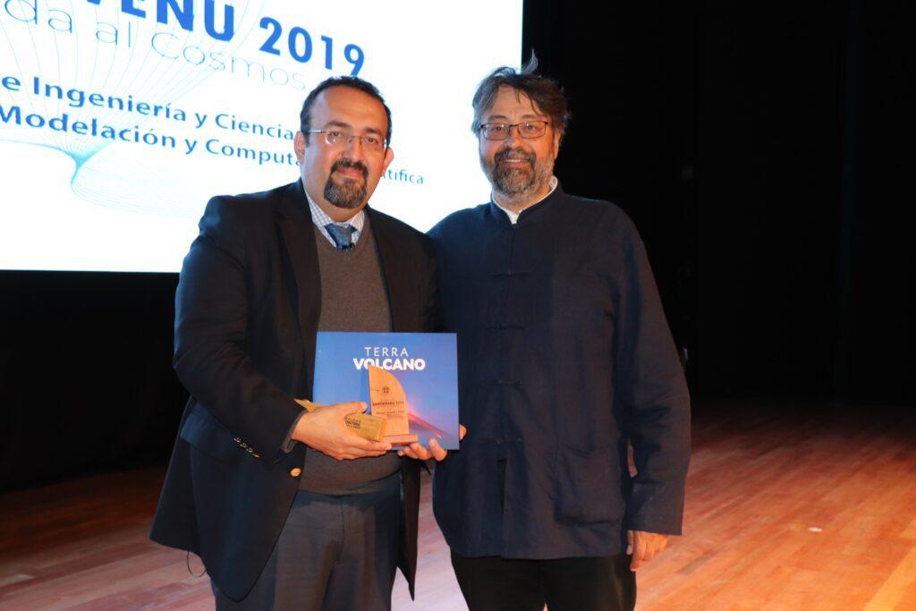 Manuel Munive y Julio López