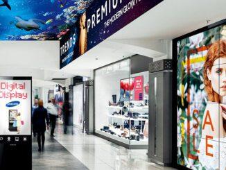 Cartelería Digital Samsung