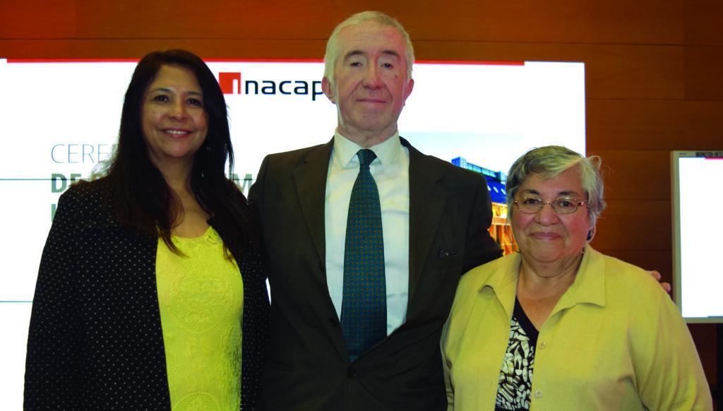 Inacap reconoce a sus docentes y administrativos