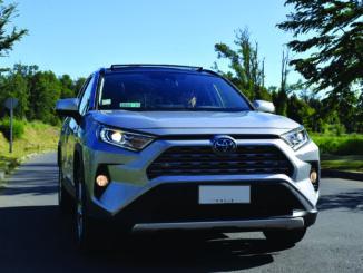 Toyota RAV 4 híbrido MQC