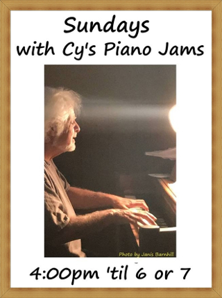 Union Park Tavern Cy's Sunday Piano Jams