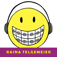 Books by Raina Telgemeier