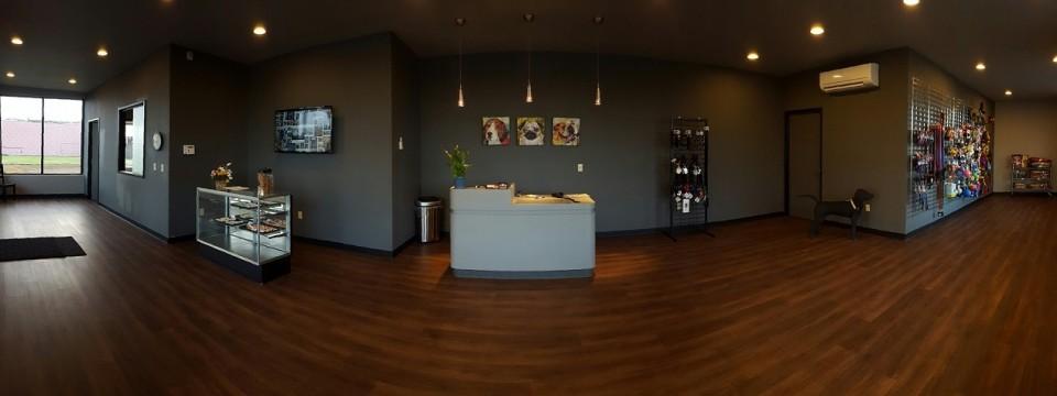 New Spacious Lobby