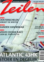 """Schipbreuk"" one of several articles published in the leading Dutch sailing magazine."