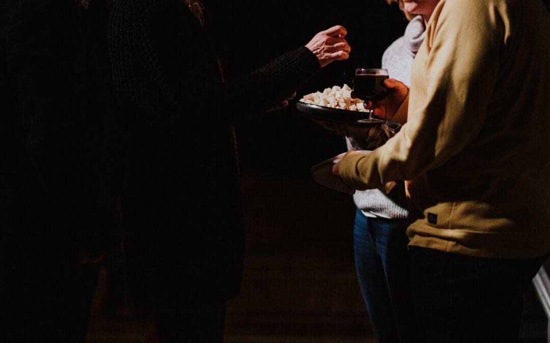 Baptism & Holy Communion: It's Not Just Symbolic