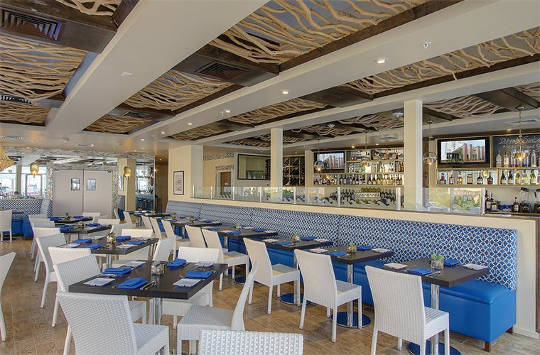 Coastal Blue restaurant in Wildwood, NJ