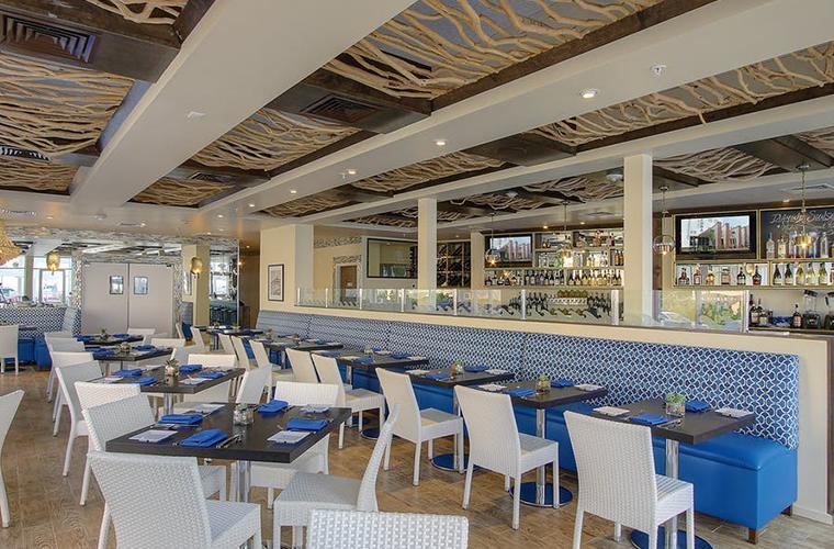 Coastal Blue restaurant in Wildwood, NJ