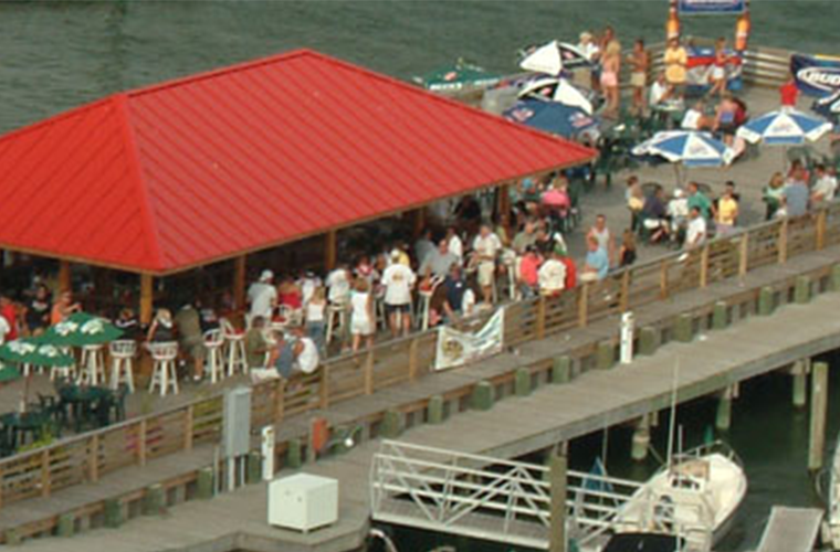 Harborview restaurant in Wildwood, NJ