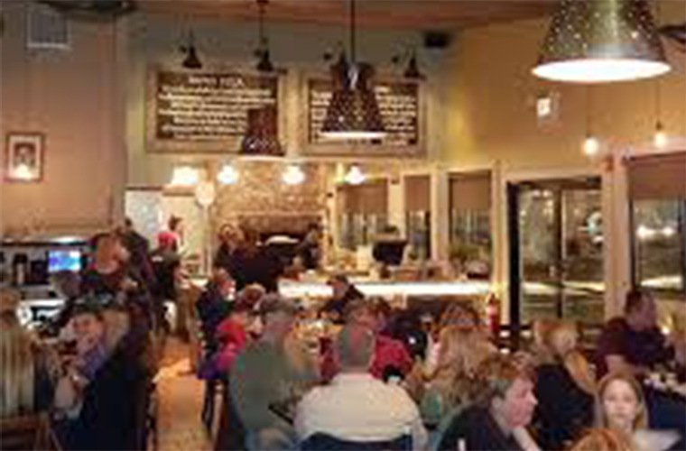 Poppi's restaurant in Wildwood, NJ