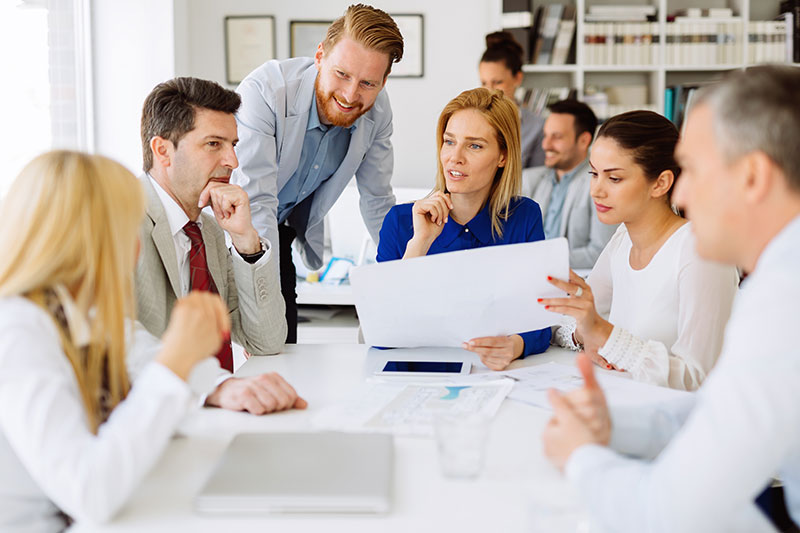 Teamwork, Trust & Urgency