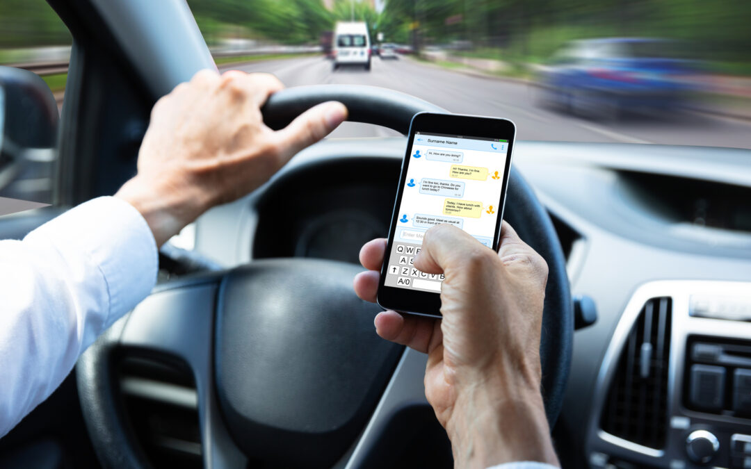 Why Sales Operations is Guilty of Distracted Driving
